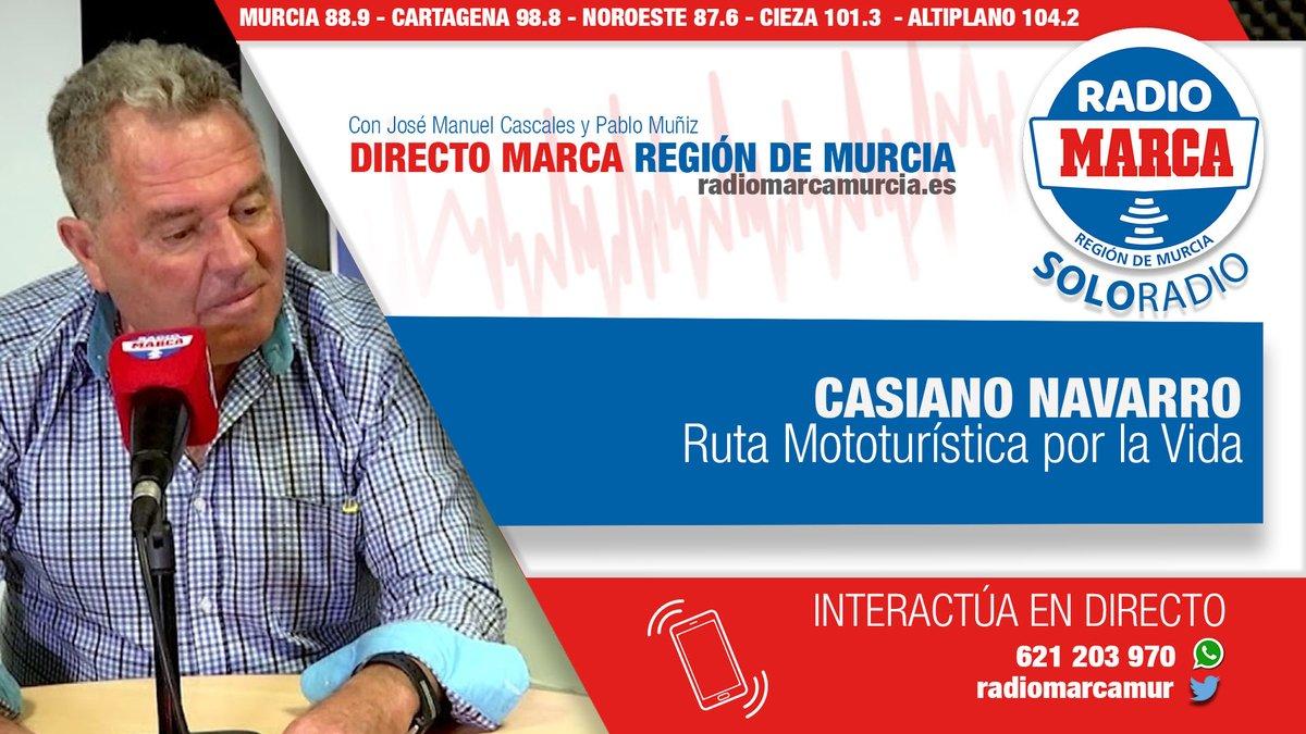 Casiano Navarro, promotor de la XXIV edición