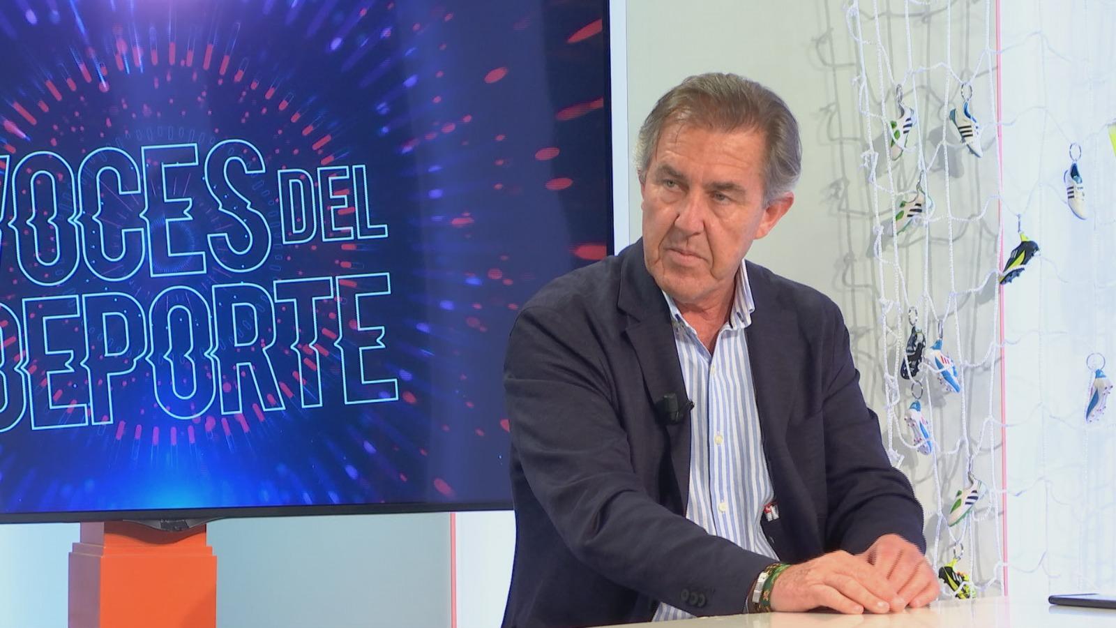 José Miguel Monje Carrilo, presidente FFRM